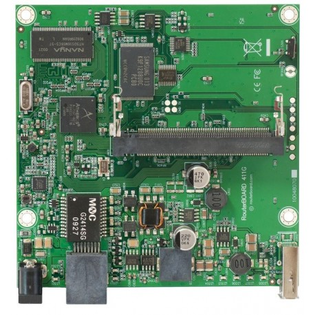 Mikrotik RB411GL - AP, Point-to-Point or CPE OEM applications