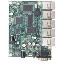 Mikrotik RB450 - 5 port ethernet router