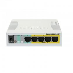 Mikrotik RB260GSP - 5x Gigabit POE-OUT switch
